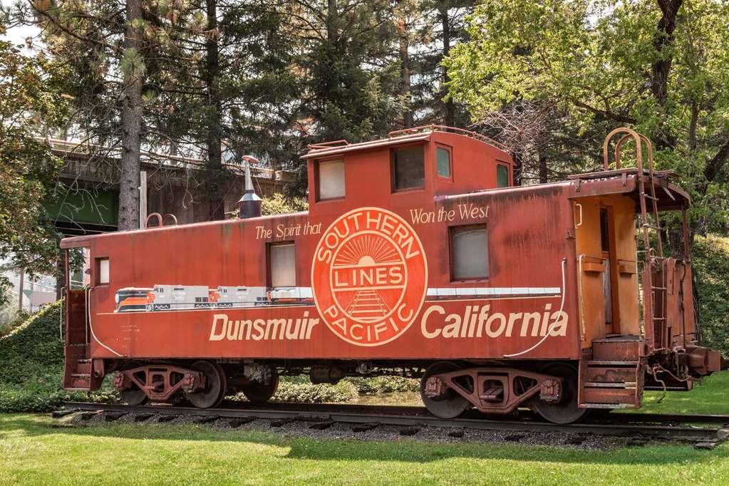 Travelodge Dunsmuir