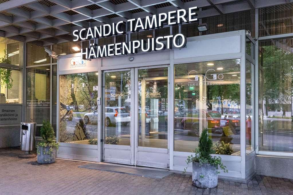 Scandic Hameenpuisto Tampere