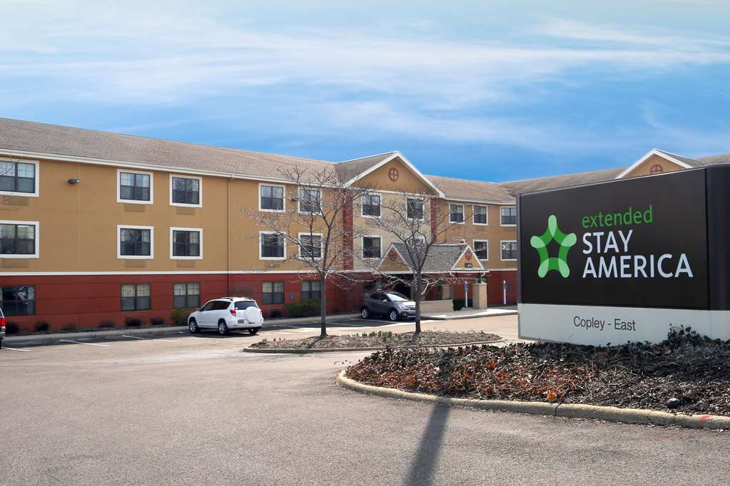 Extended StayAmerica - Akron-Copley East