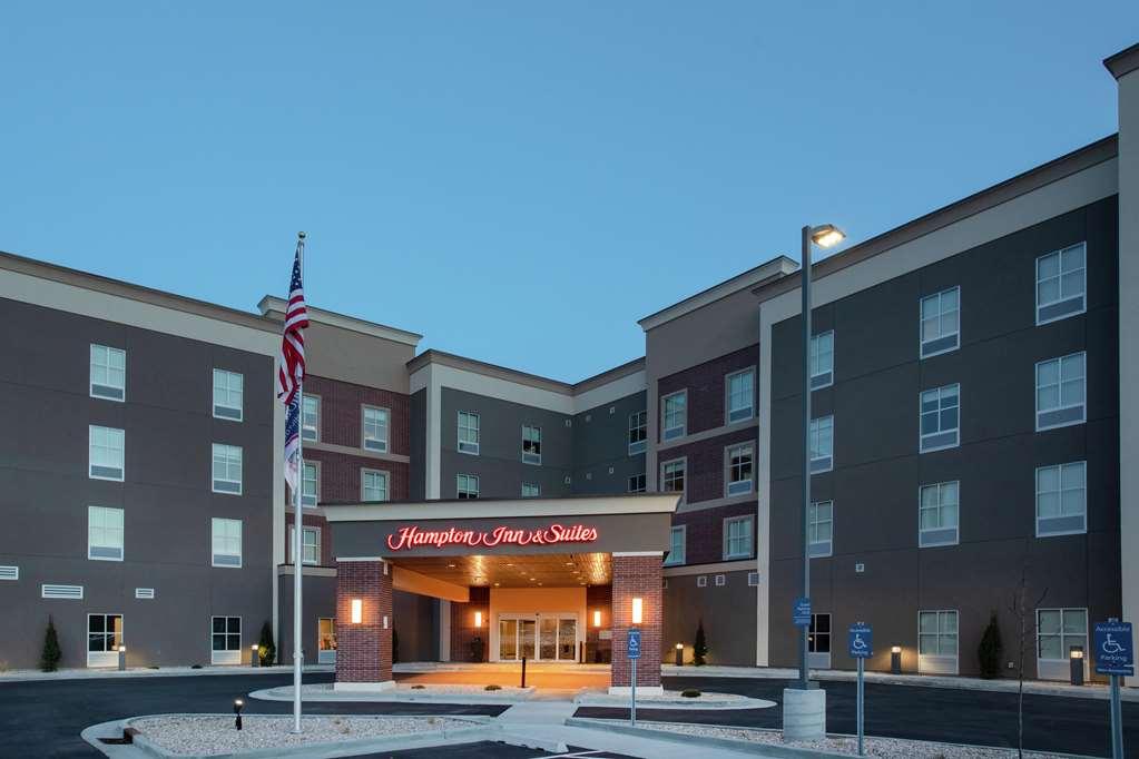 Hampton Inn and Suites Logan