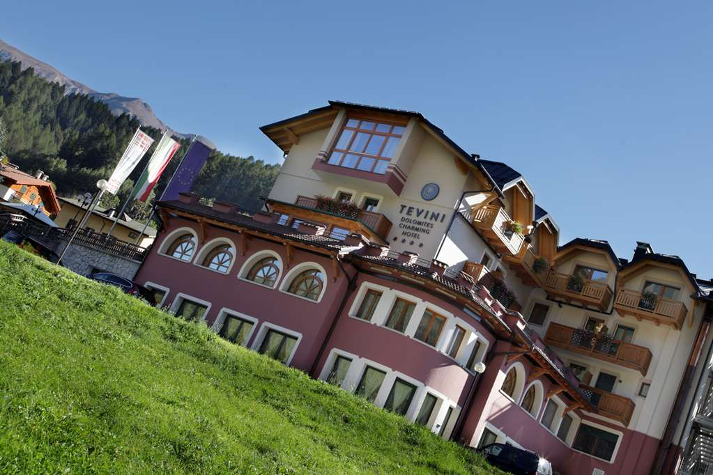 Tevini Dolomites Charming BW Premier Col