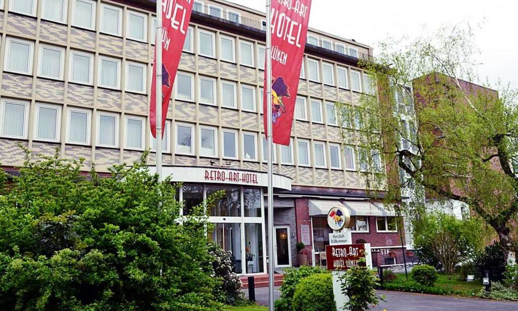Retro Art Stadthotel Luenen