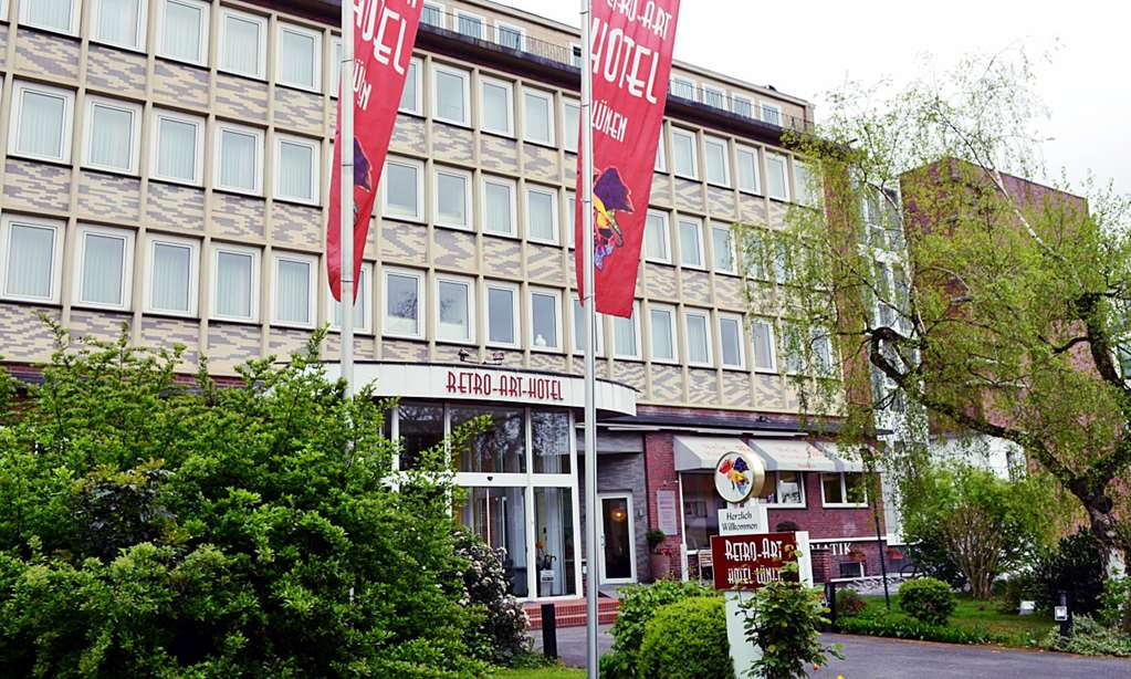Retro-Art-Hotel Luenen