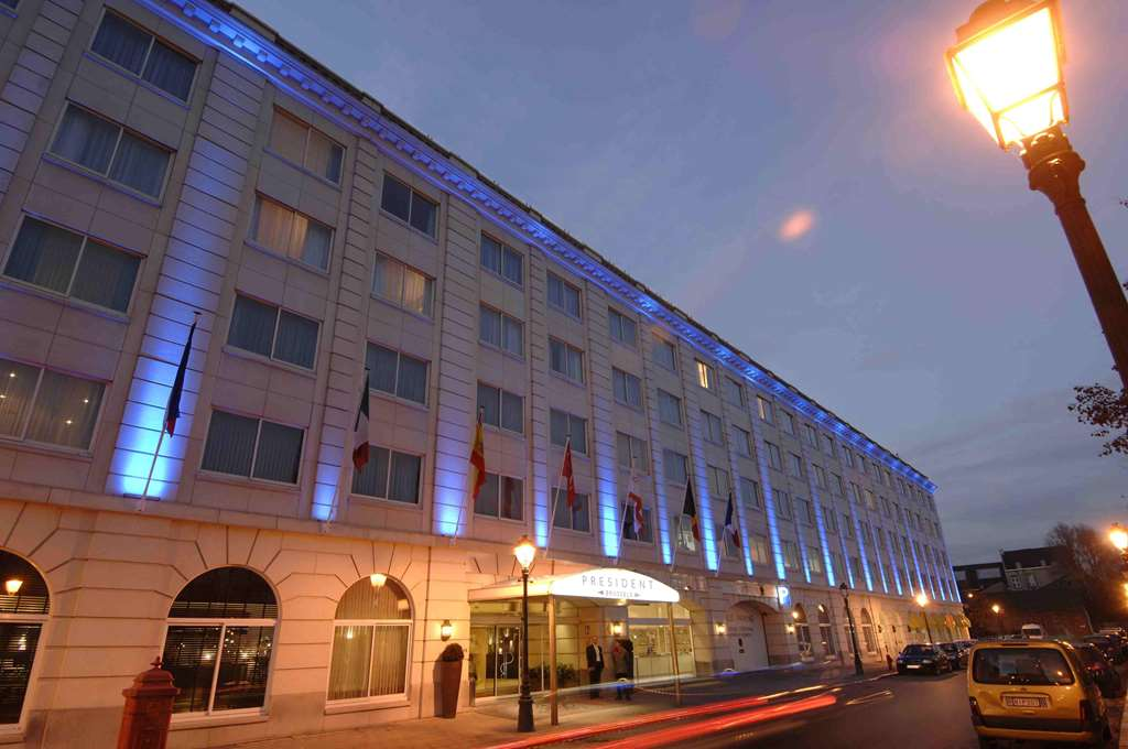 The President Brussels Hotel