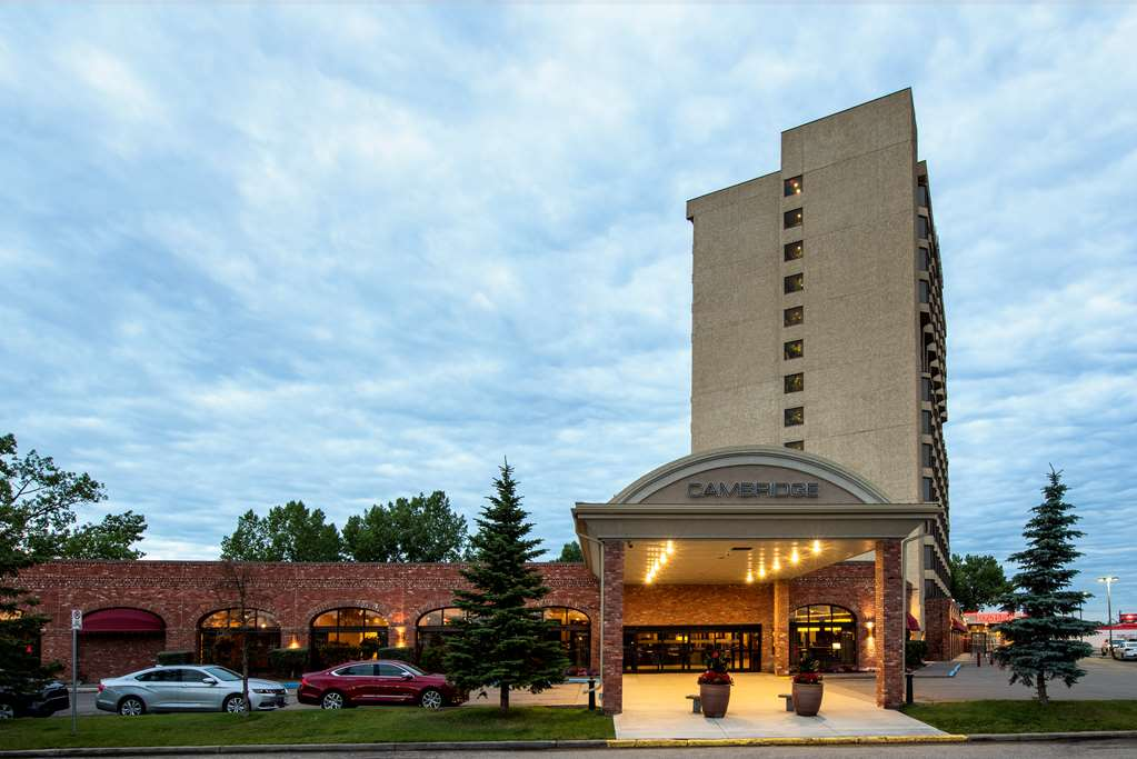 Cambridge Red Deer Hotel Conference Cntr