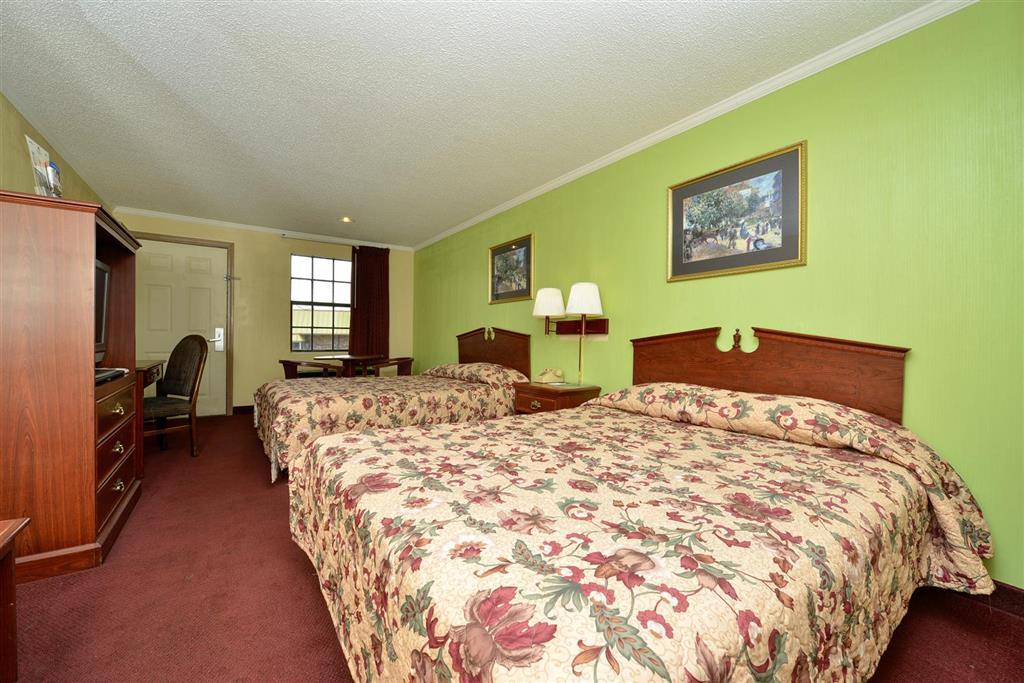 Americas Best Value Inn - Camden, AR 71701
