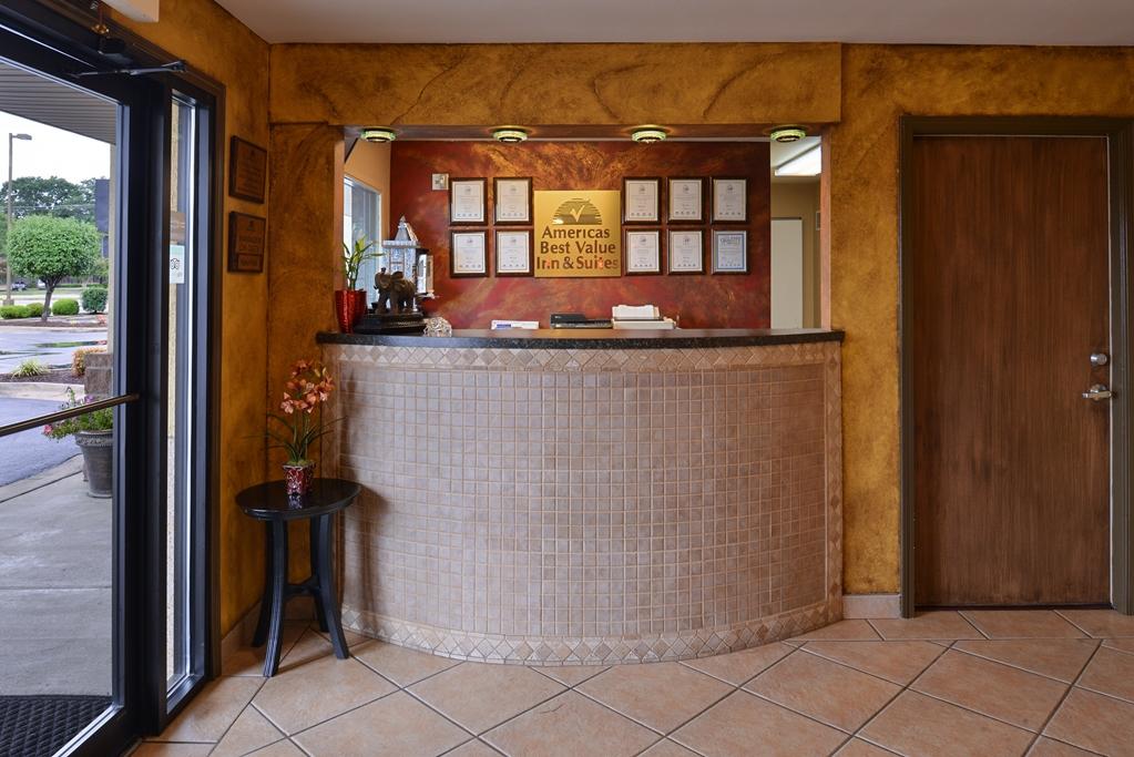 Americas Best Value Inn And Suites Little Rock - Little Rock, AR 72209