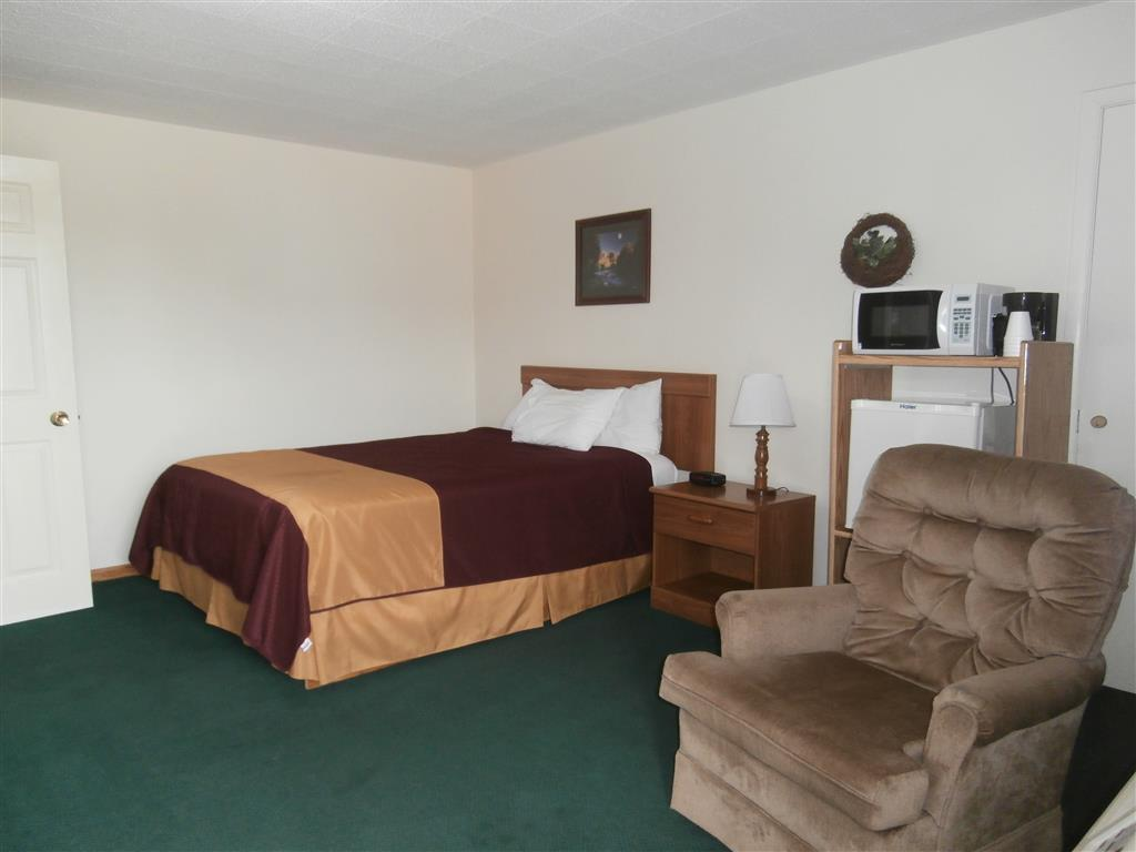 Americas Best Value/Suburban Motel - Emmetsburg, IA 50536