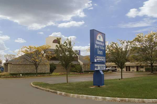 Americas Best Value Inn Columbus/West