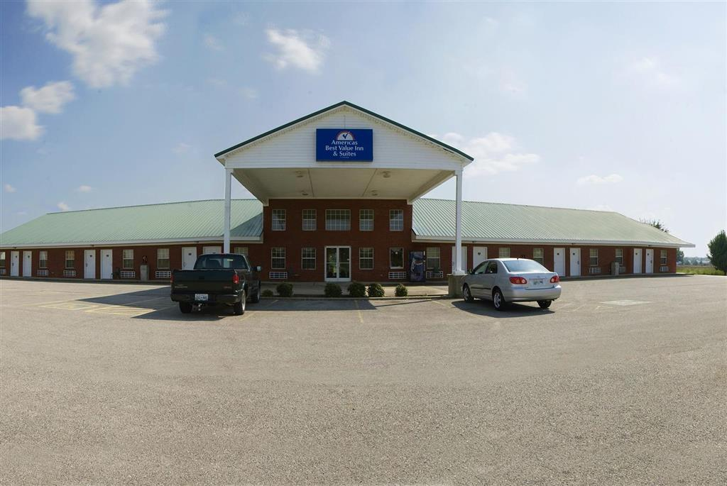 Americas Best Value Inn & Suites Mt. Pleasant - Mount Pleasant, TN 38474