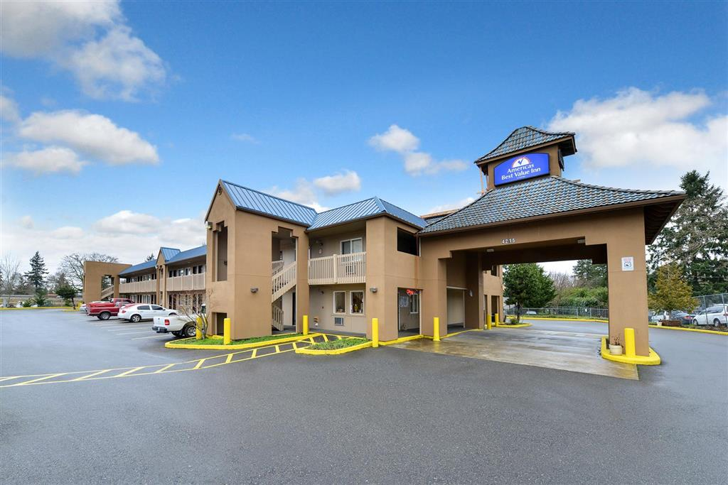 Americas Best Value Inn Seattle-Tacoma