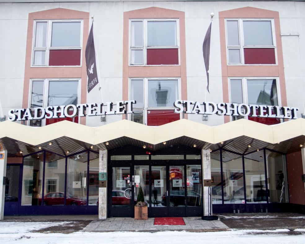 First Hotel Statt Soderhamn