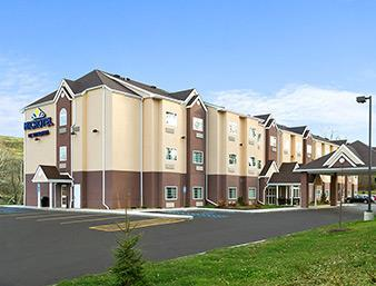 Welcome To Microtel WashingtonMeadow Lands