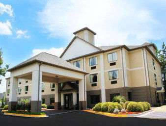 Baymont Inn/Suites Columbia/Ft Jackson