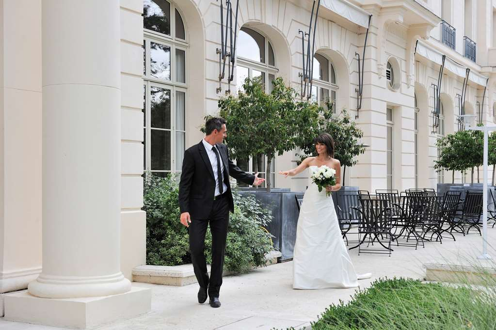 Waldorf Versailles - Trianon Palace