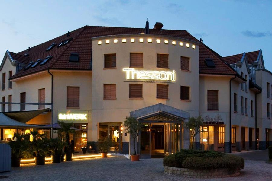 City Partner Hotel Thessoni Classic
