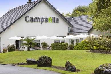 Hôtel CAMPANILE AIX LES BAINS