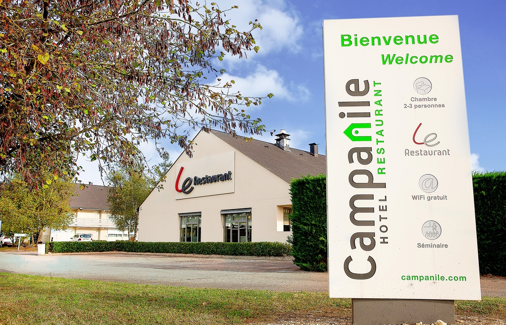 Hotel Campanile Bourges Nord - Saint Doulchard