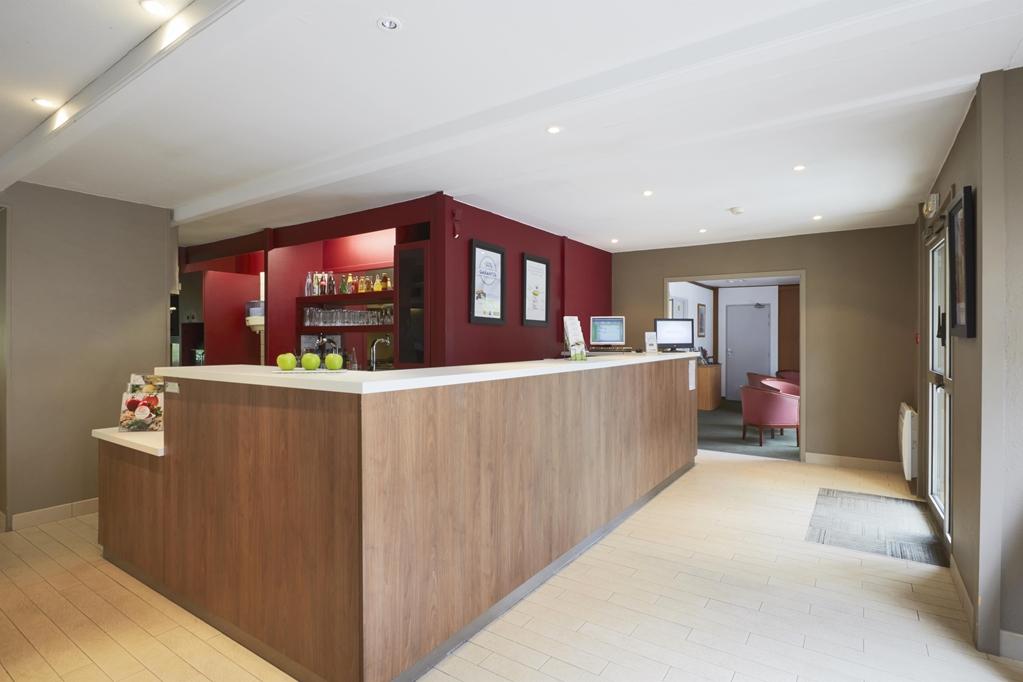 Hotel Campanile Colmar Aéroport