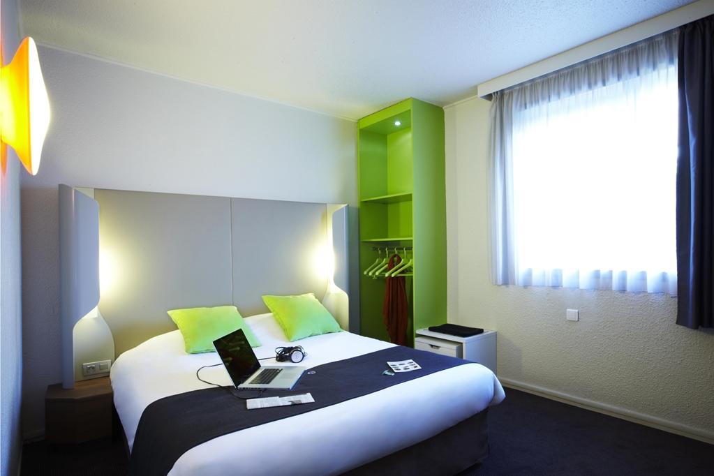 Hotel Campanile Lyon Centre - Gare Part Dieu