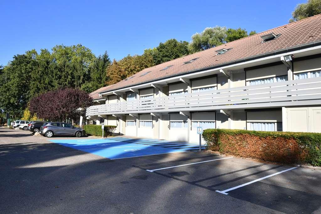 Hotel Metz Avec Parking