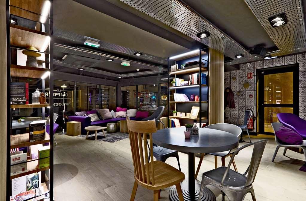 Campanile Hotel Nancy Centre - Gare