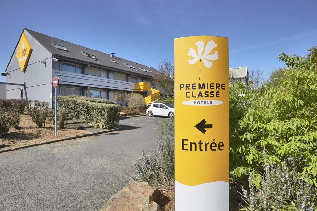 PREMIERE CLASSE POITIERS FUTUROSCOPE - Chasseneuil