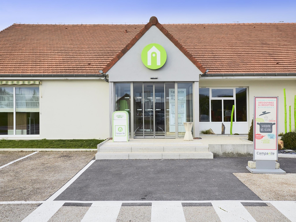 Hotel campanile troyes sud buch res campanile for Hotels troyes