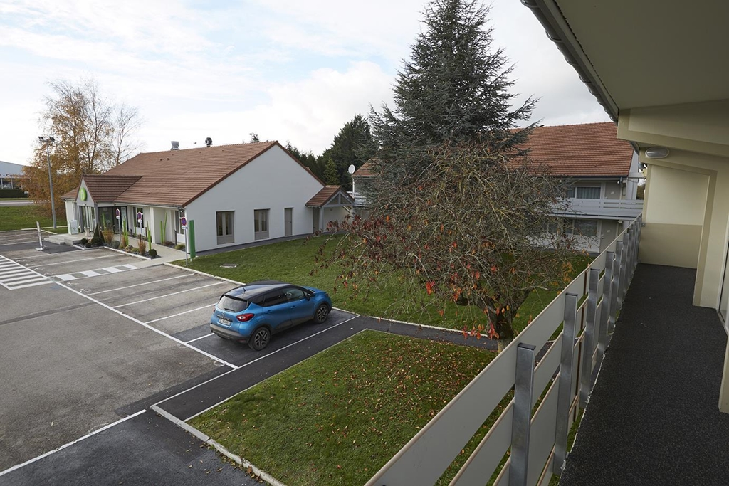 Hotel troyes sud buch res campanile campanile hotels for Hotels troyes