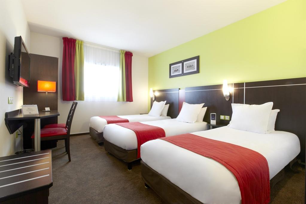 Kyriad design enzo metz sud augny kyriad for Hotel design sud france