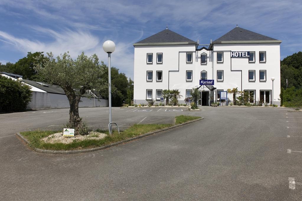 Hotel kyriad quimper sud kyriad for Hotels quimper