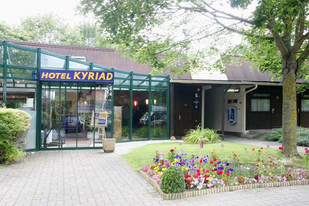 Kyriad Hotel Reims Parc des Expositions