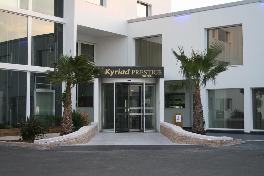 Kyriad Prestige Montpellier Ouest Croix