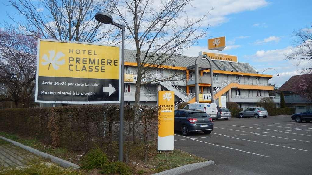 Première Classe MONTBELIARD - Sochaux