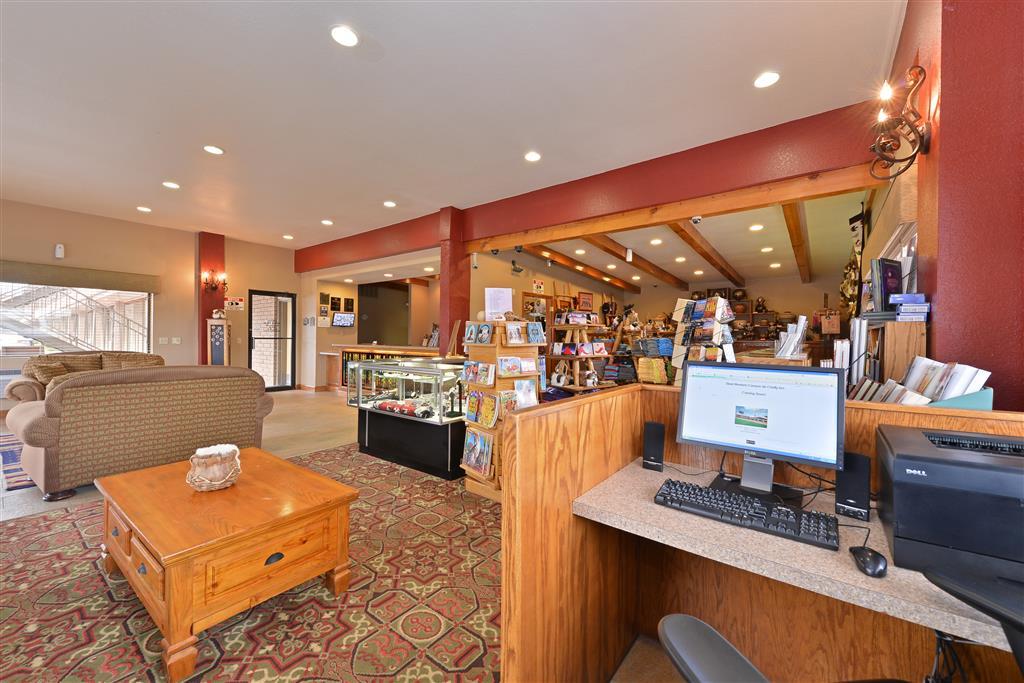 Best Western Canyon De Chelly Inn - Chinle, AZ 86503