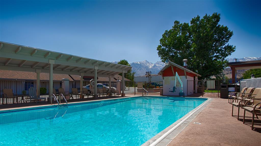 Best Western Plus Frontier Motel - Lone Pine, CA 93545