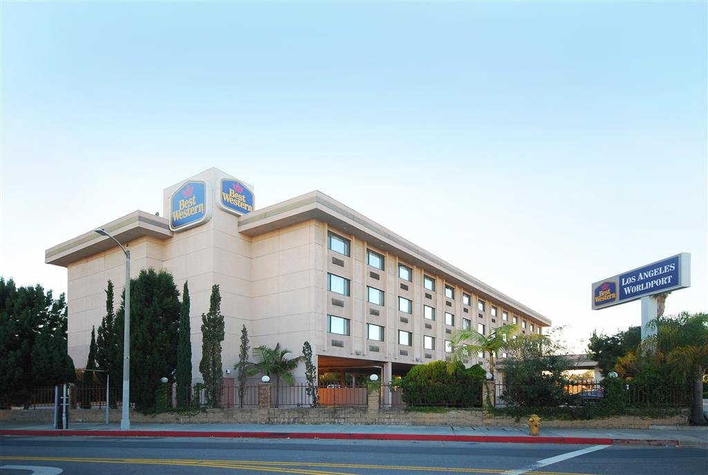 Best Western Los Angeles Worldport Hotel - Wilmington, CA 90744