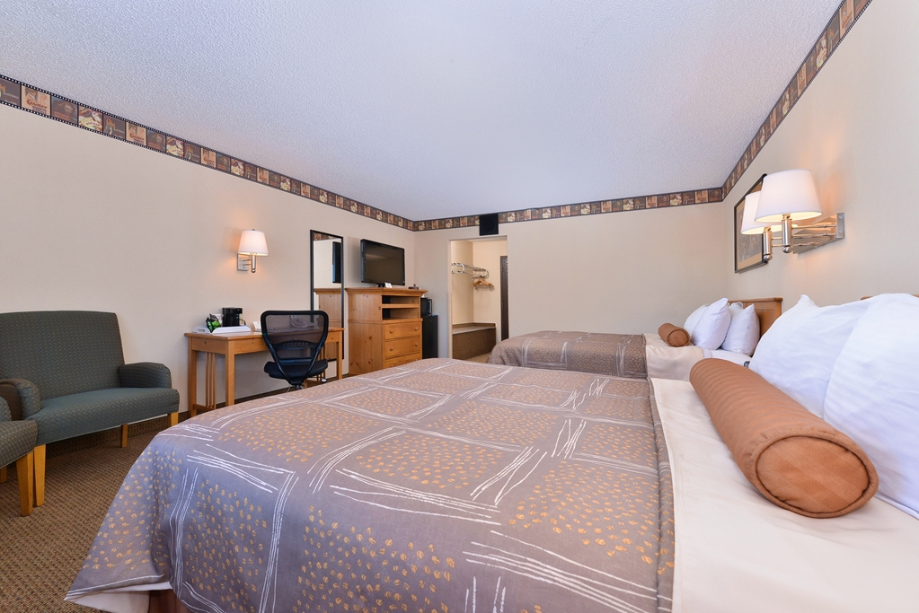 Best Western Movie Manor - Monte Vista, CO 81144