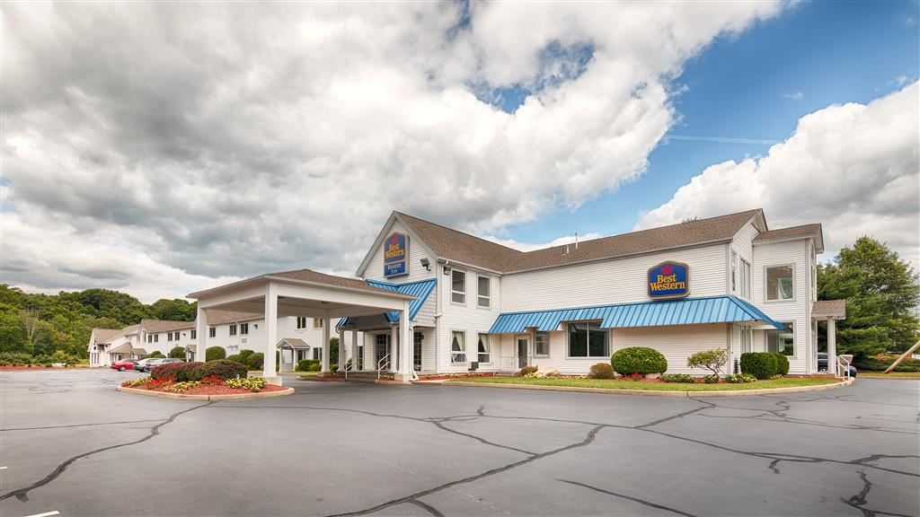 Best Western Regent Inn - Mansfield Center, CT 06250