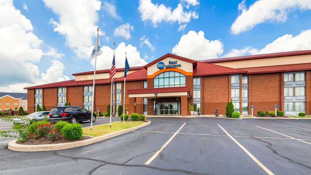 Best Western Luxbury Inn Fort Wayne