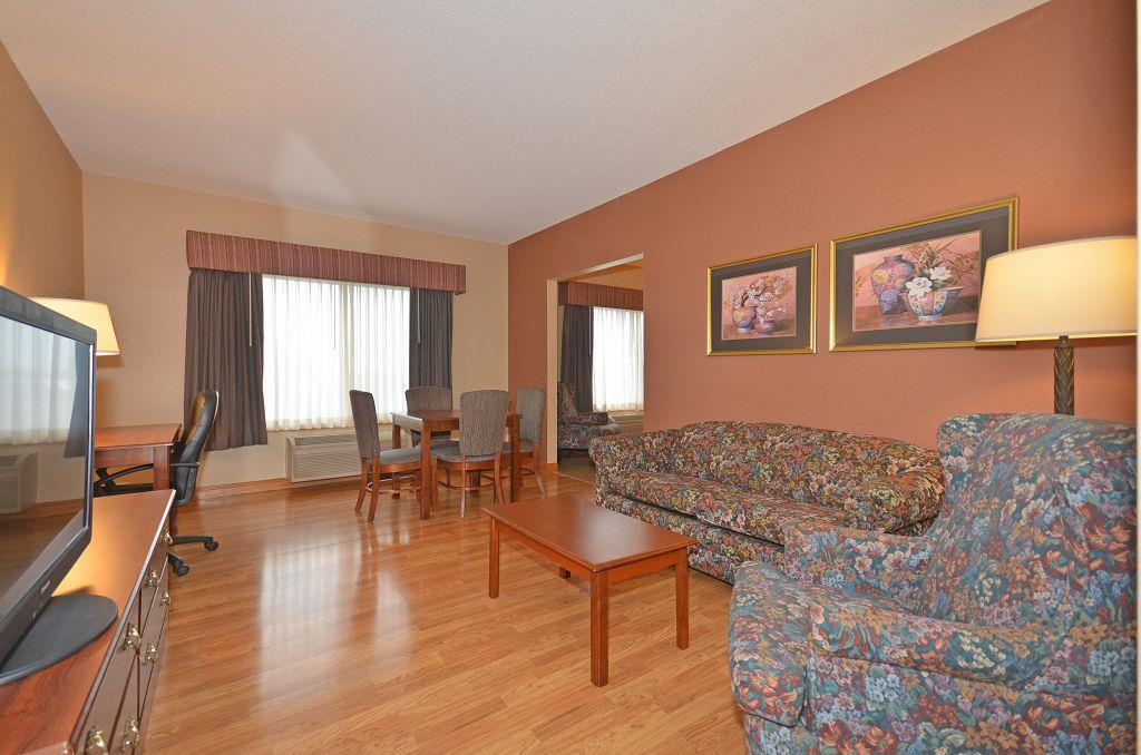 Suite King 2 Rooms