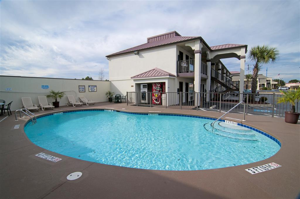 Best western inn florence sc for Pool show florence sc