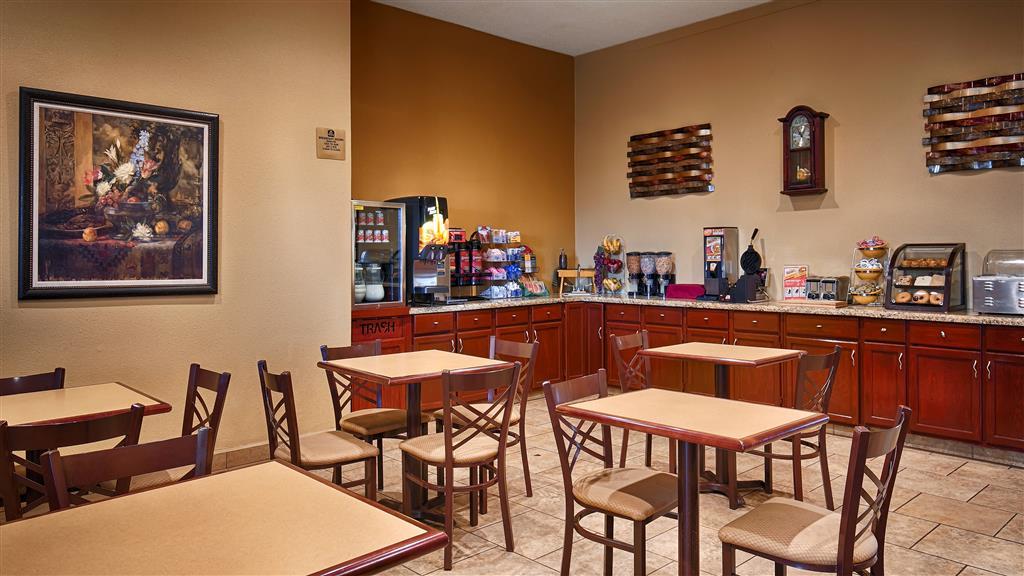 Best Western Taylor Inn - Taylor, TX 76574