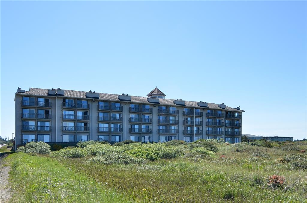 best western lighthouse suites inn ocean shores wa