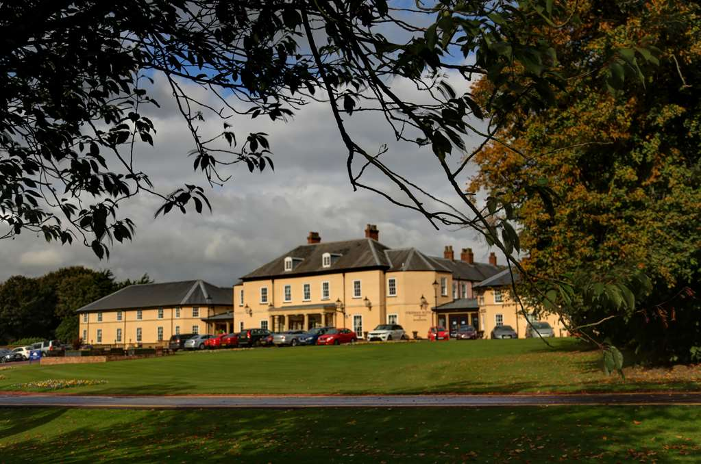 Best Western Hardwick Hall Hotel