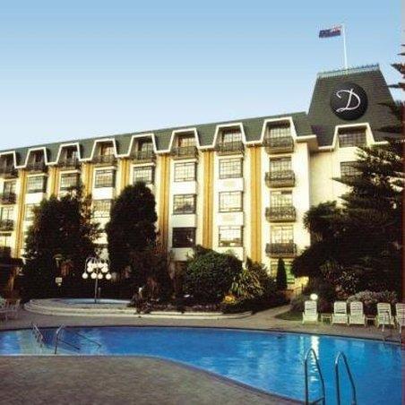 Distinction Rotorua Hotel & Conf Centre