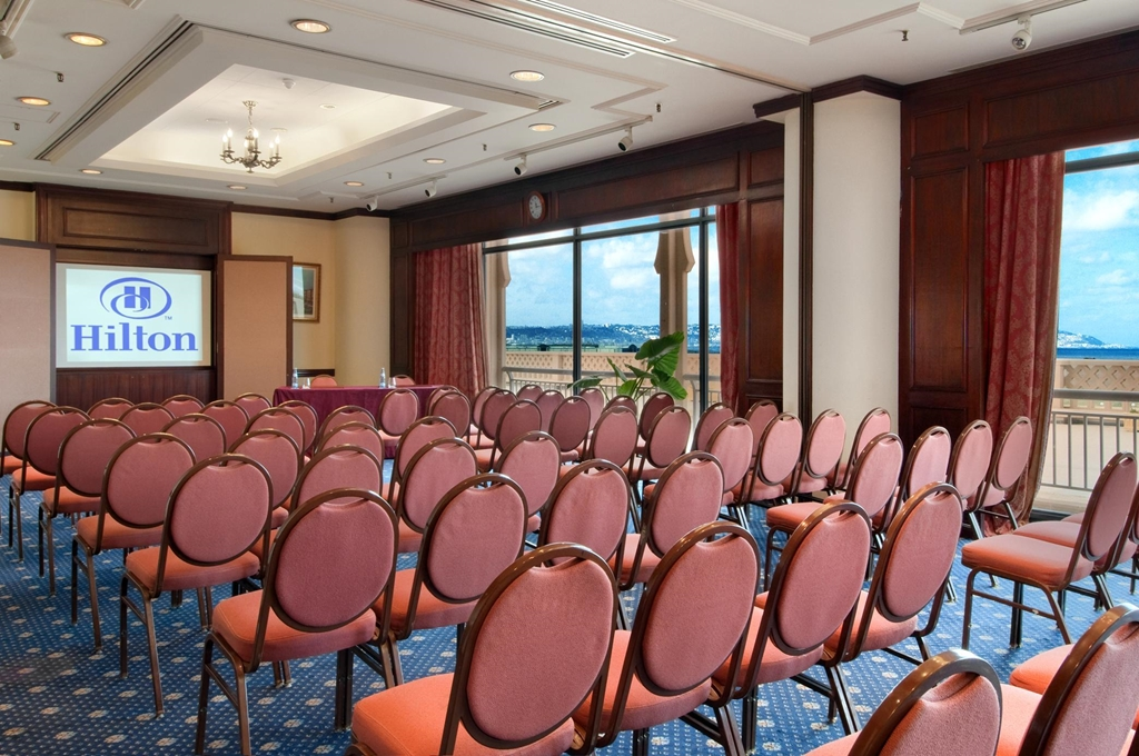 Plan your event at the Hilton Algers hotel.