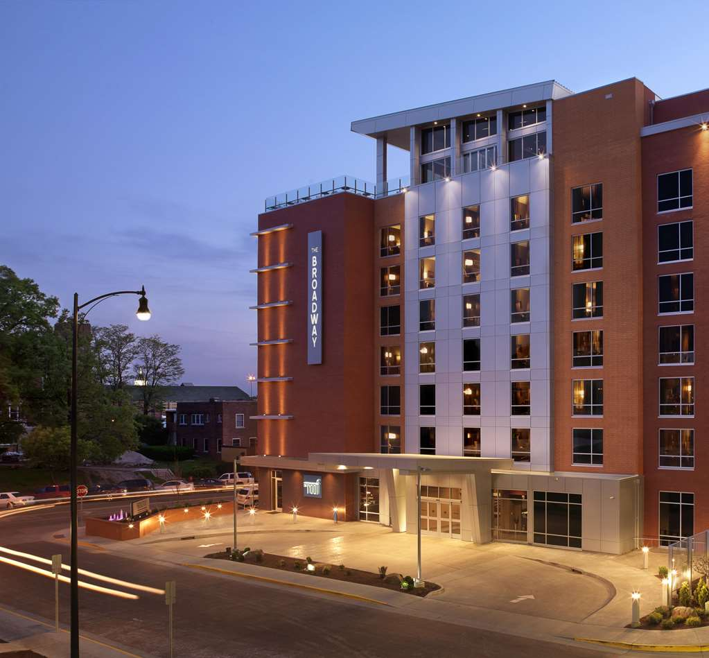 The Broadway Columbia-a Doubletree Hotel