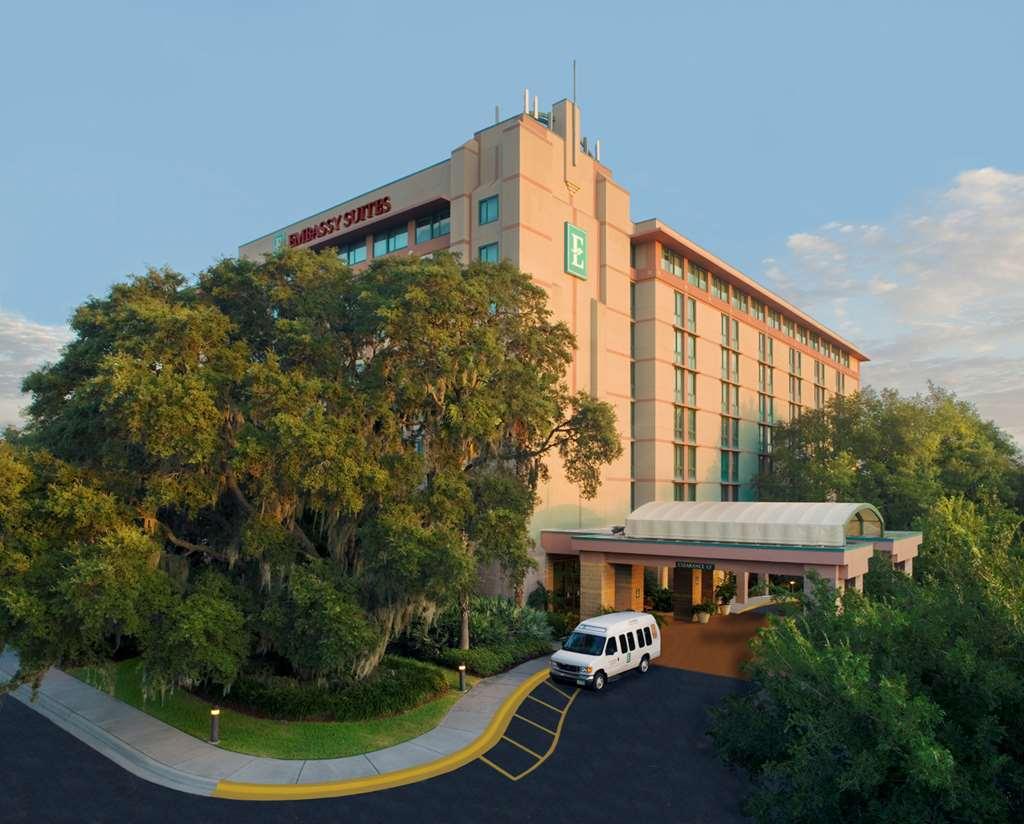 Embassy Suites USF/near Busch Gardens