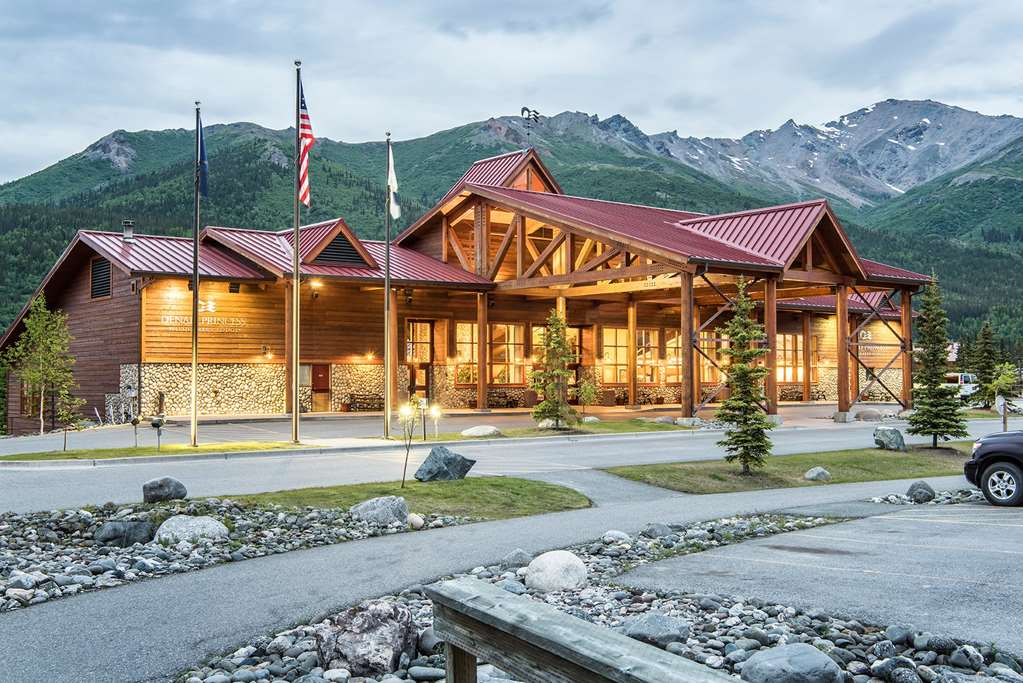 Denali Princess Wilderness Lodge